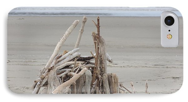 Driftwood Fort IPhone Case by Traci Hallstrom