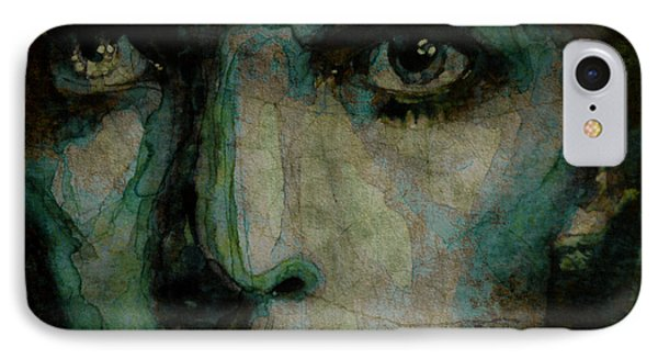 Drive In Saturday@ 2 IPhone Case by Paul Lovering