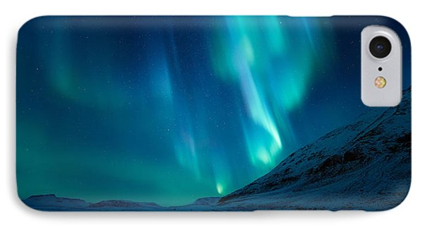Driving Home IPhone Case by Tor-Ivar Naess