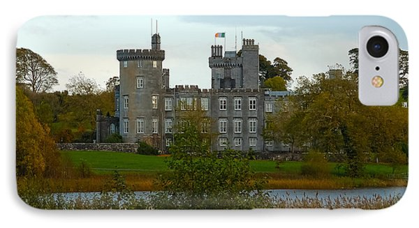 Dromoland Castle IPhone Case by Beth Wolff