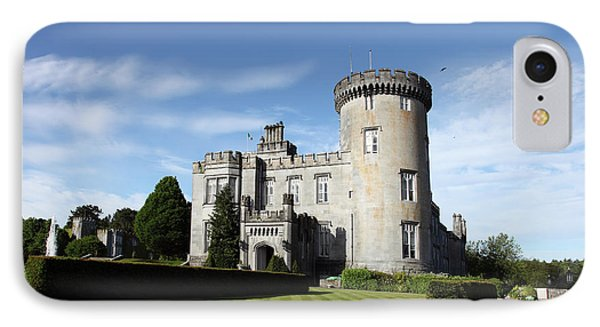 Dromoland Castle Co. Clare IPhone Case by Ros Drinkwater