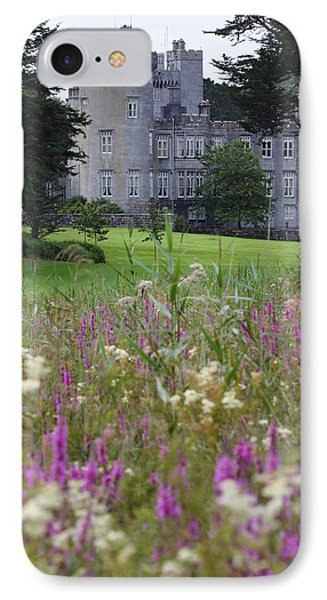 Dromoland Castle  Ireland IPhone Case by Pierre Leclerc Photography