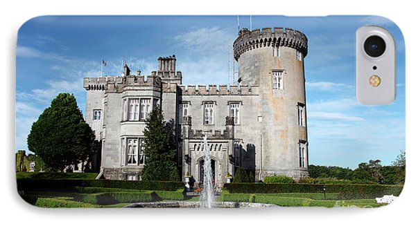 Dromoland Castle IPhone Case by Ros Drinkwater