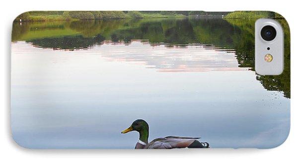 Duck Phone Case by Svetlana Sewell