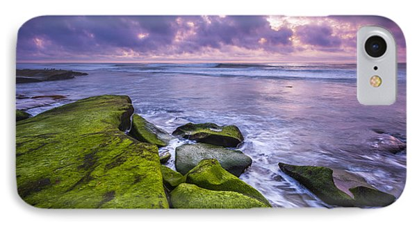 Dusk Calm IPhone Case by Peter Tellone