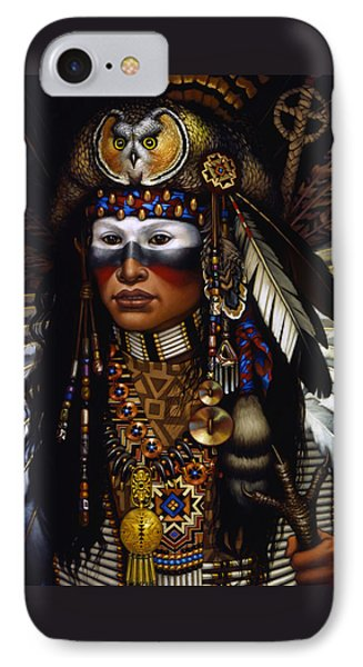 Eagle Claw Phone Case by Jane Whiting Chrzanoska