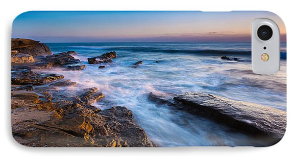 Ebb And Flow IPhone Case by Peter Tellone