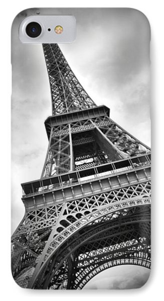 Eiffel Tower Dynamic IPhone 7 Case by Melanie Viola
