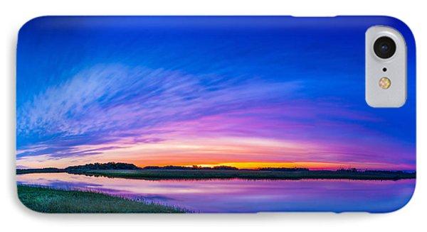 El Nino Sky IPhone Case by Marvin Spates