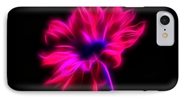 Electric Bliss IPhone Case by Krissy Katsimbras