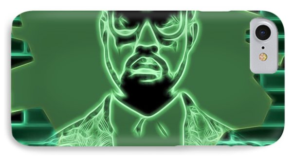 Electric Kanye West Graphic IPhone Case by Dan Sproul