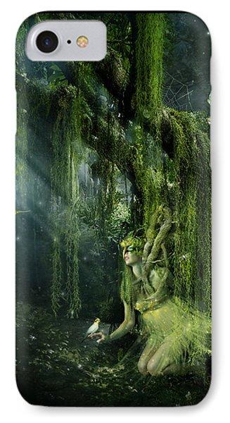 Elemental Earth Phone Case by Mary Hood