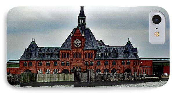 Ellis Island No. 49 IPhone Case by Sandy Taylor