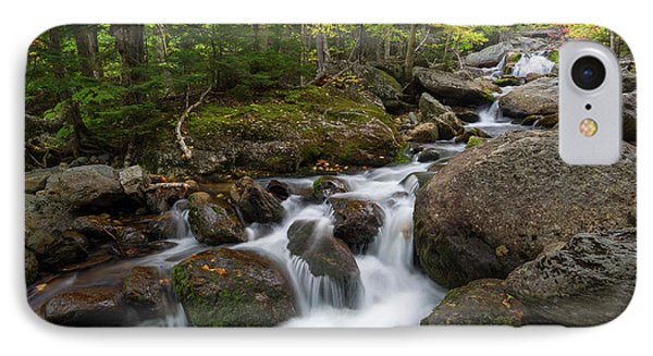 Ellis River New Hampshire IPhone Case by Bill Wakeley