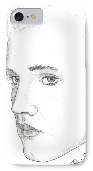 Elvis IPhone Case by Steven White