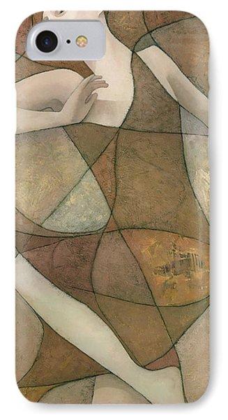 Elysium IPhone Case by Steve Mitchell