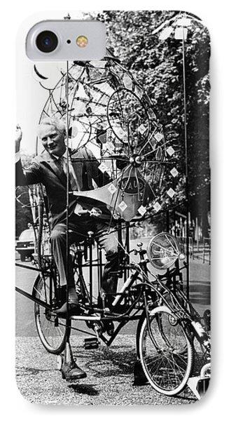 Emett: Lunacycle, 1970 Phone Case by Granger