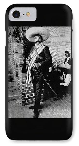 Emiliano Zapata IPhone Case by American School