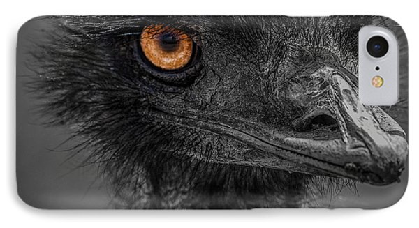 Emu IPhone 7 Case by Paul Freidlund