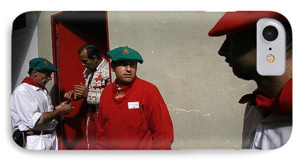 En Capilla Phone Case by Rafa Rivas