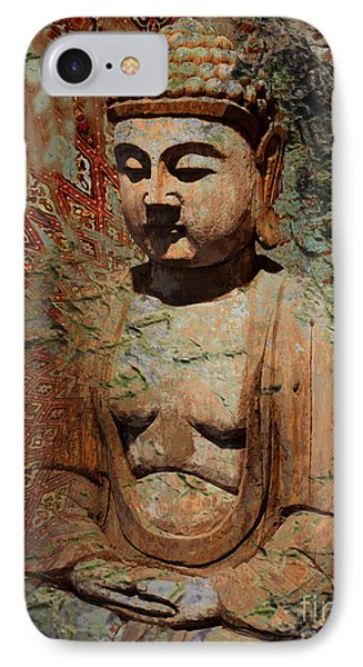 Evening Meditation IPhone Case by Christopher Beikmann