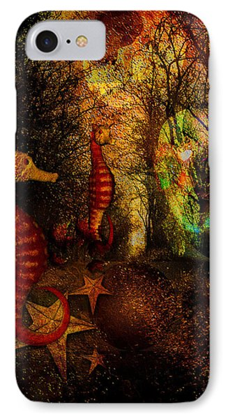 Evening Stroll IPhone Case by Mimulux patricia no