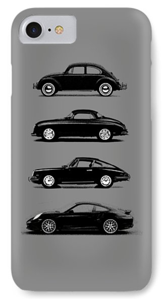 Evolution IPhone 7 Case by Mark Rogan