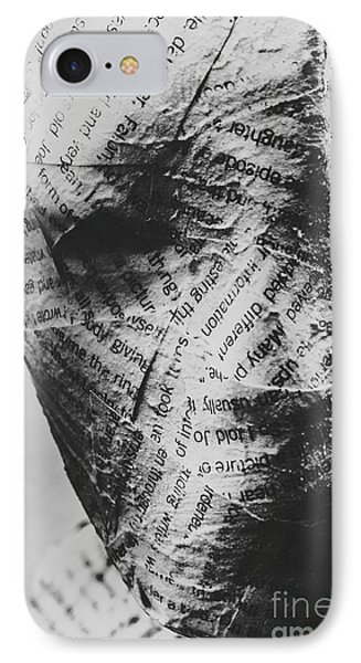 Exhumation Of Contextual Truth IPhone Case by Jorgo Photography - Wall Art Gallery