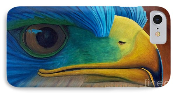 Eye On The Prize IPhone Case by Brian  Commerford