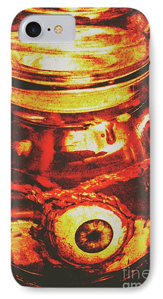 Eyes Of Formaldehyde IPhone Case by Jorgo Photography - Wall Art Gallery