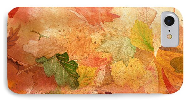 Fall Impressions Iv IPhone Case by Irina Sztukowski