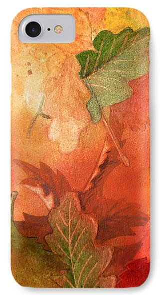 Fall Impressions V IPhone Case by Irina Sztukowski