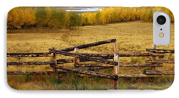 Fall In The Rockies 2 Phone Case by Marty Koch