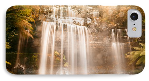 Fall Of Autumn  IPhone Case by Jorgo Photography - Wall Art Gallery