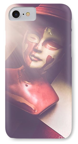 Fallen Queen Of Hearts Chess Piece IPhone Case by Jorgo Photography - Wall Art Gallery