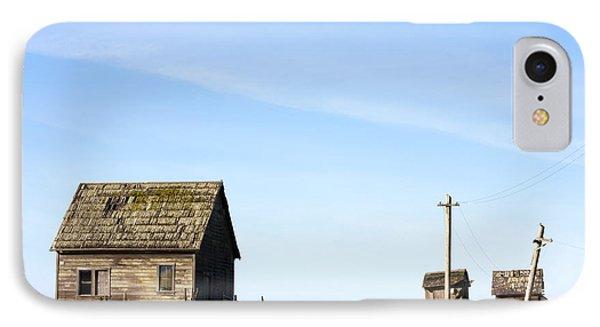 Farm House, Mendoncino, California Phone Case by Paul Edmondson