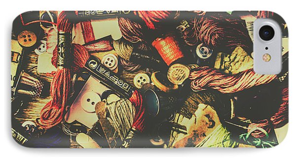 Fashion Designers Desk  IPhone Case by Jorgo Photography - Wall Art Gallery