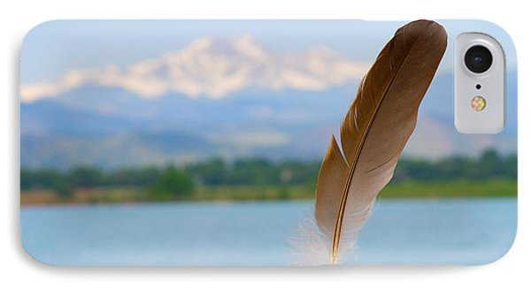 Feather IPhone Case by James BO  Insogna