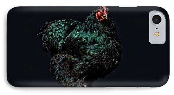 Feathers IPhone Case by John Towner