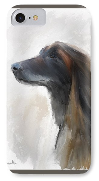 Feeling The Breeze IPhone Case by Diane Chandler