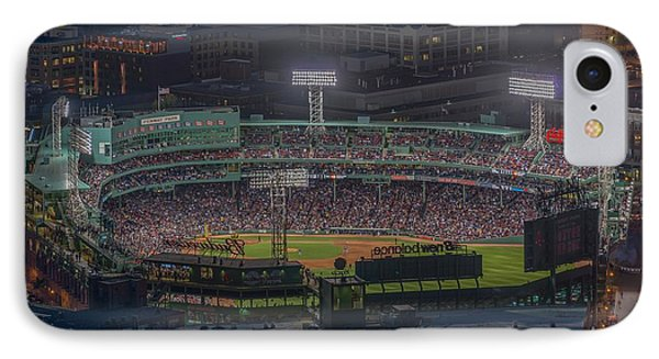 Fenway Park IPhone 7 Case by Bryan Xavier