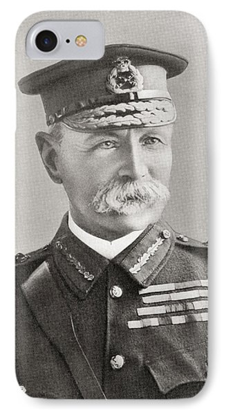 Field Marshal Frederick Sleigh Roberts IPhone Case by Vintage Design Pics