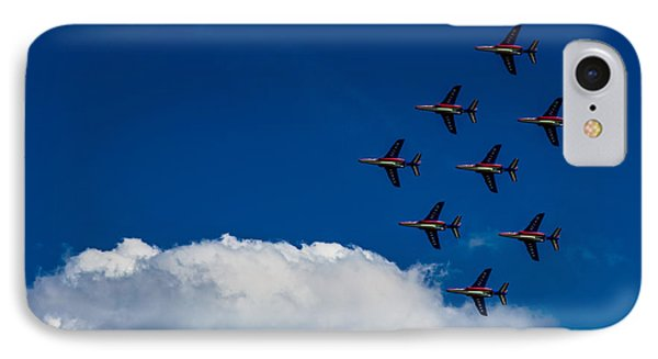 Fighter Jet IPhone 7 Case by Martin Newman