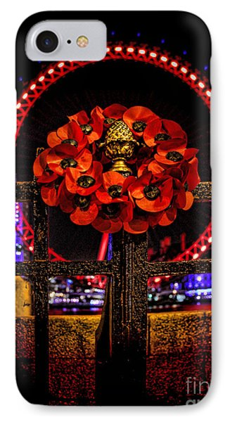 Final Salute IPhone 7 Case by Jasna Buncic