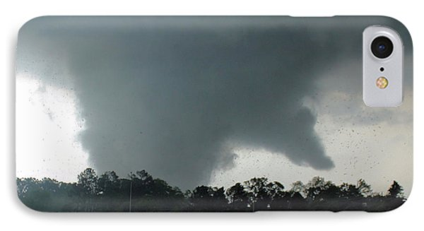 Finger Of God Phone Case by Rick Lipscomb
