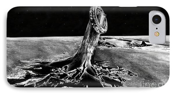 First Men On The Moon Phone Case by David Lee Thompson