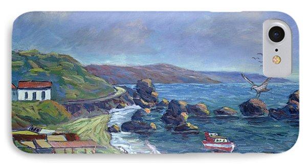 Fishermen's Rocks IPhone Case by Carlton Murrell