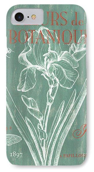 Fleurs De Botanique IPhone Case by Debbie DeWitt