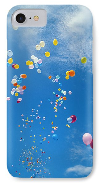 Float Away IPhone Case by Bob Abraham - Printscapes