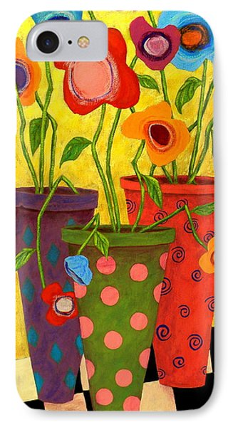 Floralicious Phone Case by John Blake